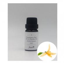 3% 黄玉兰香薰精油(Michelia champaca) +有机荷荷巴油(Simmondsia chinensis)
