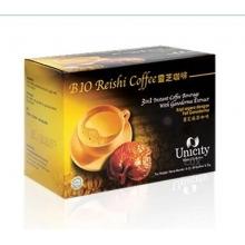 立新世纪活性灵芝咖啡40包 2盒裝