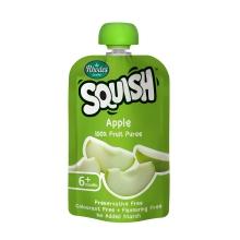 SQUISH 苹果蓉 1箱12包