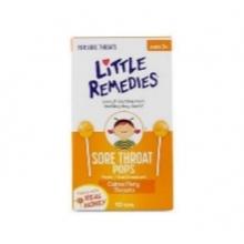 LITTLE REMEDIES 蜂蜜止咳棒棒糖 10支