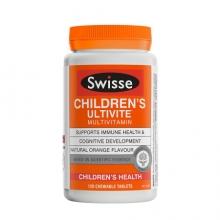 SWISSE 儿童维生素 120粒