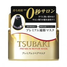资生堂 TSUBAKI 0秒发膜 180G(台版)