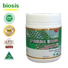 Biosis有机螺旋藻片1000亳克(纯度100%)