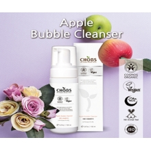 有机苹果洁面慕斯/Organic Apple Bubble Cleanser
