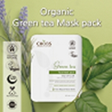 有机天丝面膜 - 绿茶/Organic Tencel Mask - Green Tea