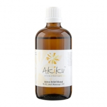 舒缓减压助眠 100%天然身体/按摩油 100ml Stress Relief Blend