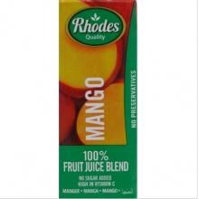 Rhodes 100%芒果混合果汁 200毫升
