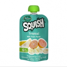 SQUISH 热带水果蓉 1箱12包裝