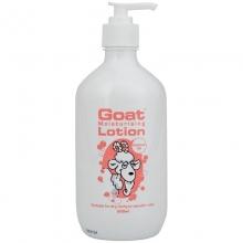 澳洲GOAT天然山羊奶润肤乳500ml麦卢卡蜂蜜味