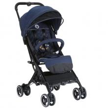 Flexii 背包式婴儿车-爵士蓝