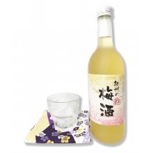 日本纪州爱梅酒
