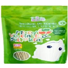 阳光QQ面(野菜荞麦)