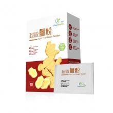超微姜粉20克x10包/盒