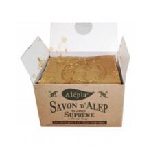 传统婀勒颇古皂- 橄榄油、含1%月桂油