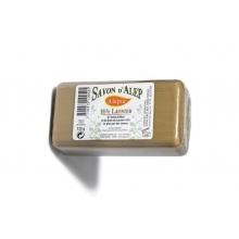 传统婀勒颇古皂- 橄榄油、含16%月桂油