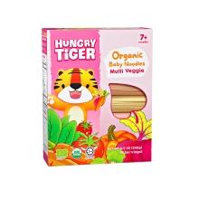 Hungry Tiger有机多种蔬菜婴儿面240克/盒 (40克*6小束)