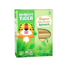 Hungry Tiger有机菠菜婴儿面240克/盒 (40克*6小束)