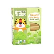 Hungry Tiger有机西兰花婴儿面240克/盒