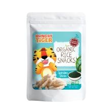 Hungry Tiger有机螺旋藻糙米条30克/包