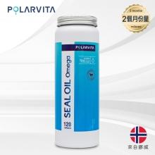 保维特 海豹油胶囊120粒|血管清道夫|两个月份量|挪威制造