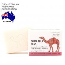 有助舒缓湿疹皮肤 澳大利亚天然骆驼奶皂 (玫瑰天竺葵、薰衣草) (100克)