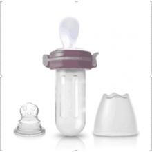 Food Squeezer Plus-Plum 挤压式咬咬乐升级版-紫色