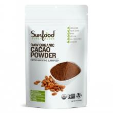 sunfood-有机朱古力粉8oz  (227g/袋)