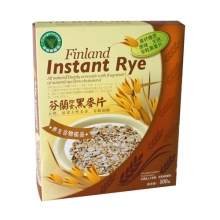 芬兰即食黑麦片
